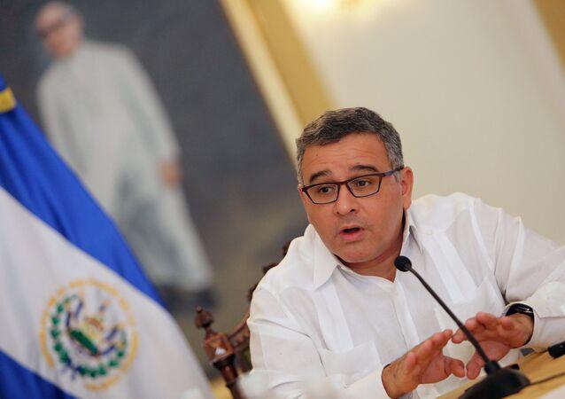 Ex-presidente de El Salvador, Mauricio Funes