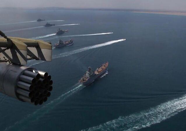 Navios da Frota do mar Negro