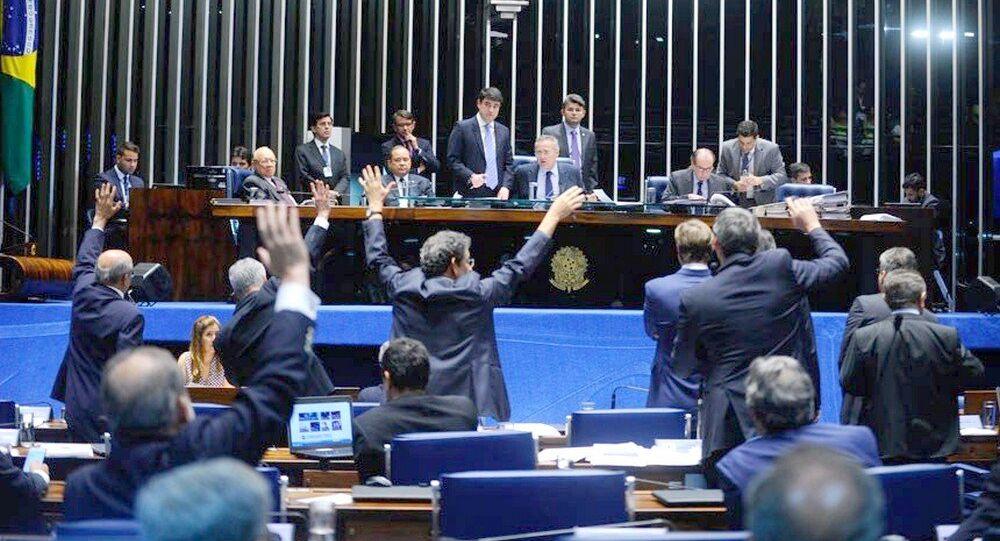 Plenário aprova medida provisória que reduz número de ministérios