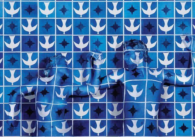 Imagem do projeto artístico Habitathos, de Ana Siqueira