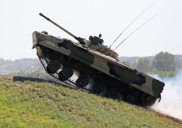 veículo de combate de infantaria BMP-3