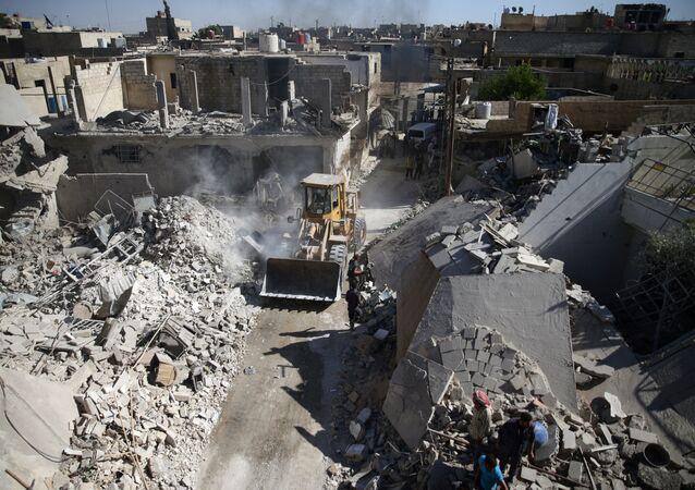 Duma, Damasco
