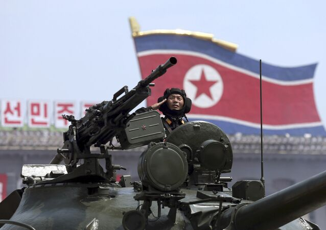 Soldado do Exército da Coreia do Norte