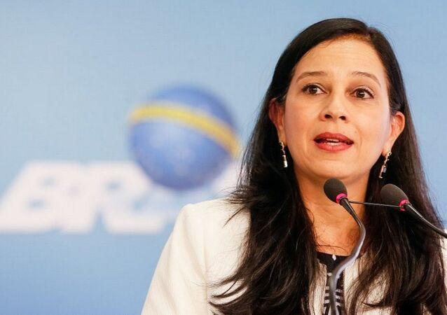 Grace Maria Mendonça toma posse no cargo de Advogada-Geral da União