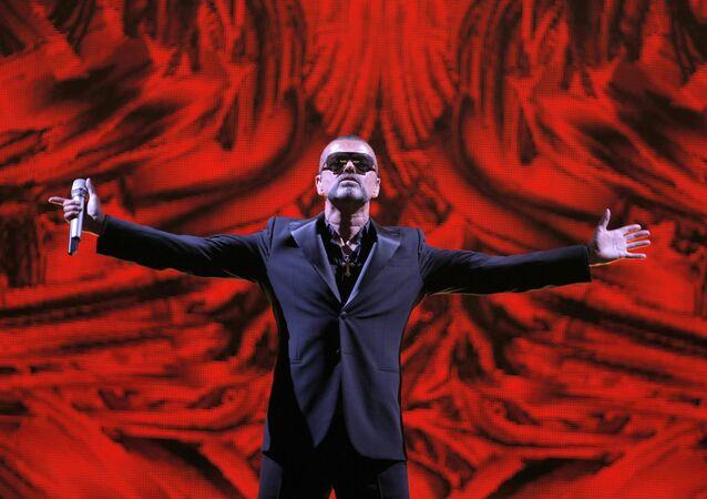 Cantor famoso George Michael