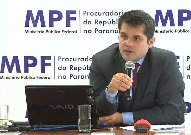 Procurador da República, Rafael Miron