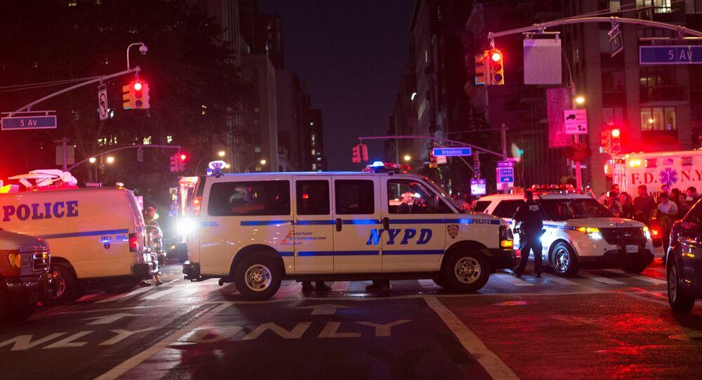 Polícia de Nova York (imagem referencial)