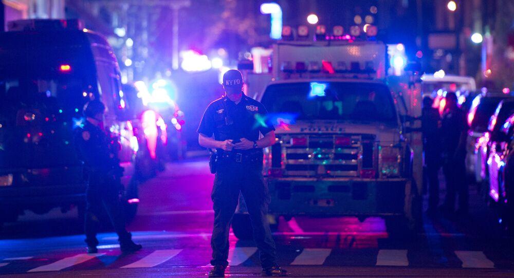 Esplosão em Nova York, 17 de setembro de 2016