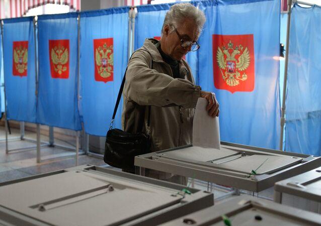Eleições na Rússia (imagem referencial)