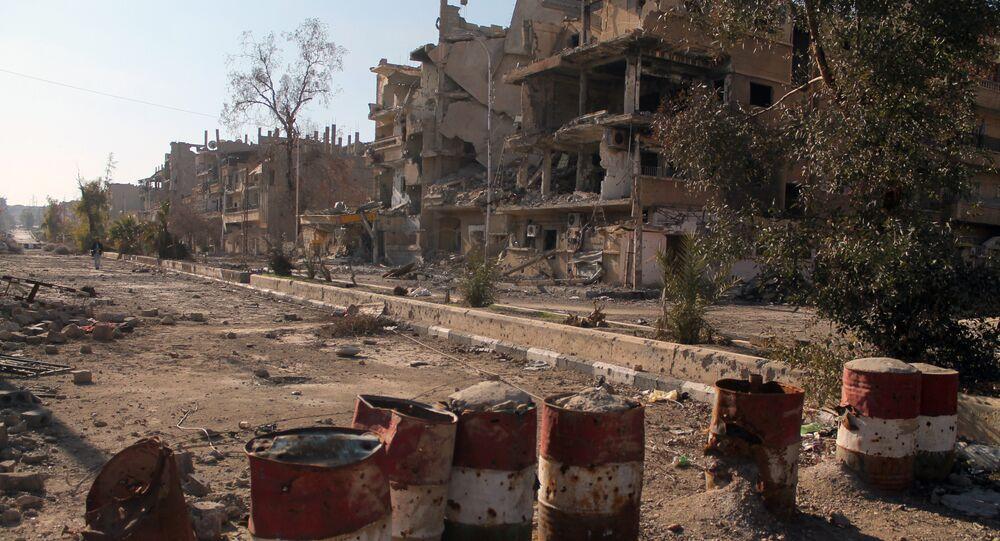 Cidade de Deir ez-Zor