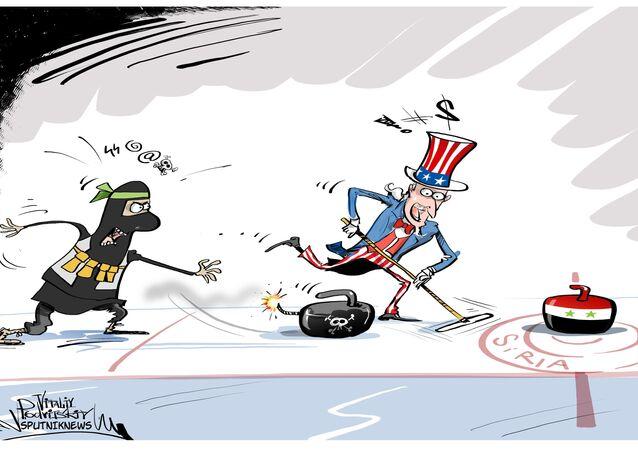 EUA ajudam Daesh 'por engano'