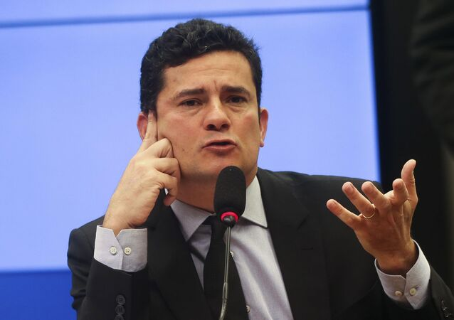 Sérgio Moro, juiz da 13.ª Vara Criminal Federal de Curitiba