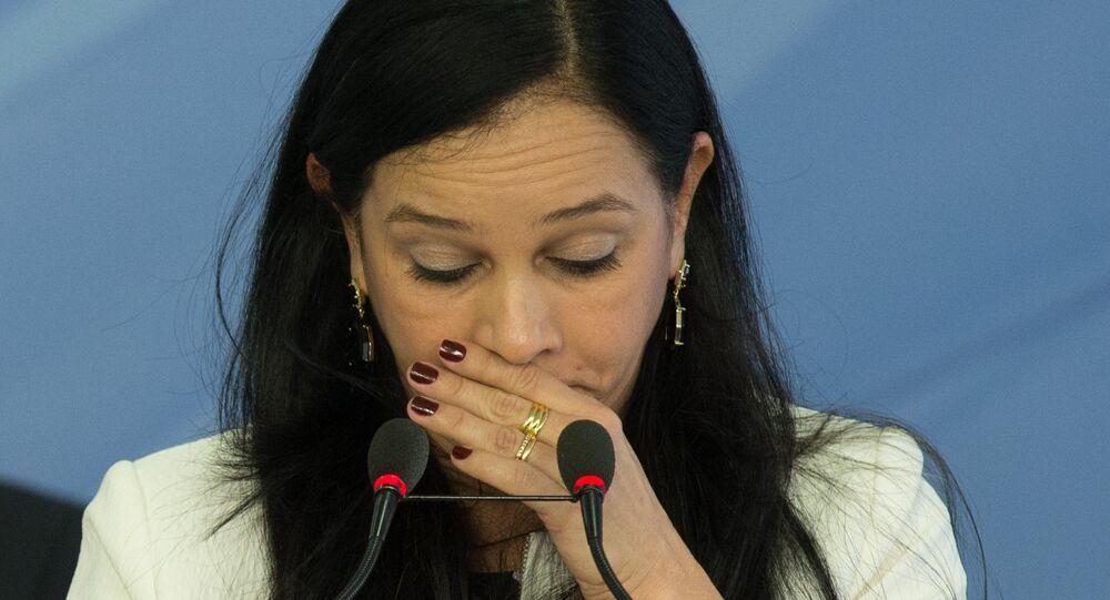 Grace Maria Fernandes Mendonça toma posse no cargo de advogada-geral da União