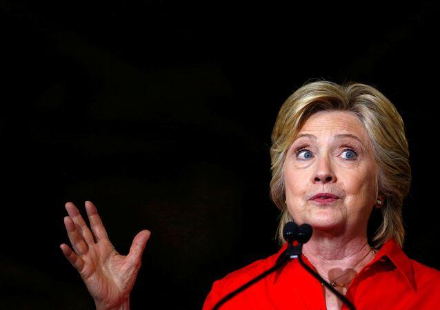 Hillary Clinton (foto de arquivo)
