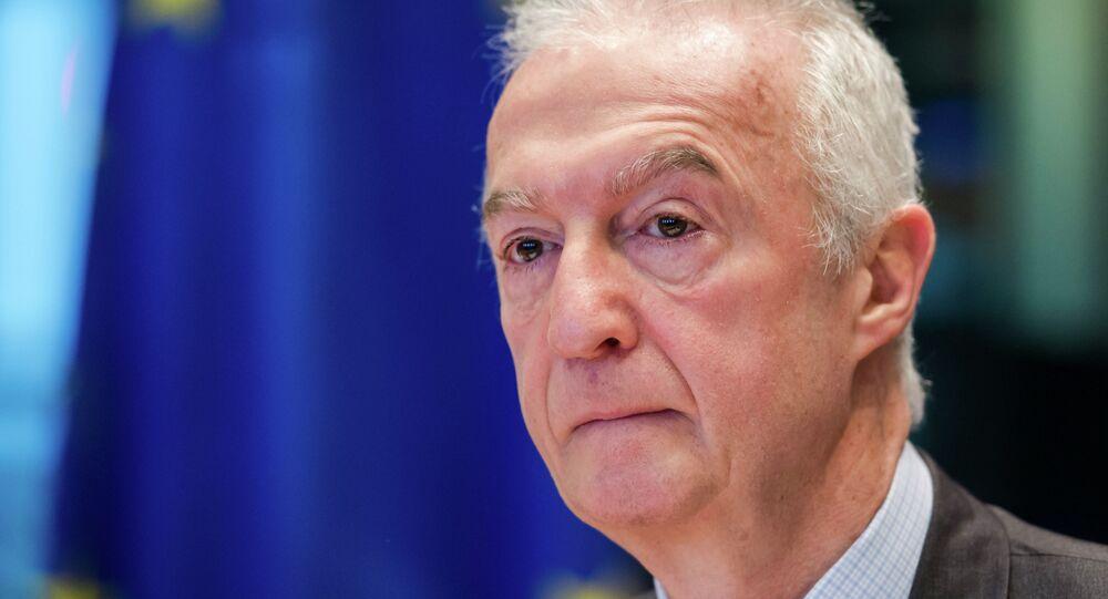 O coordenador da União Europeia para a luta contra o terrorismo, Gilles De Kerchove
