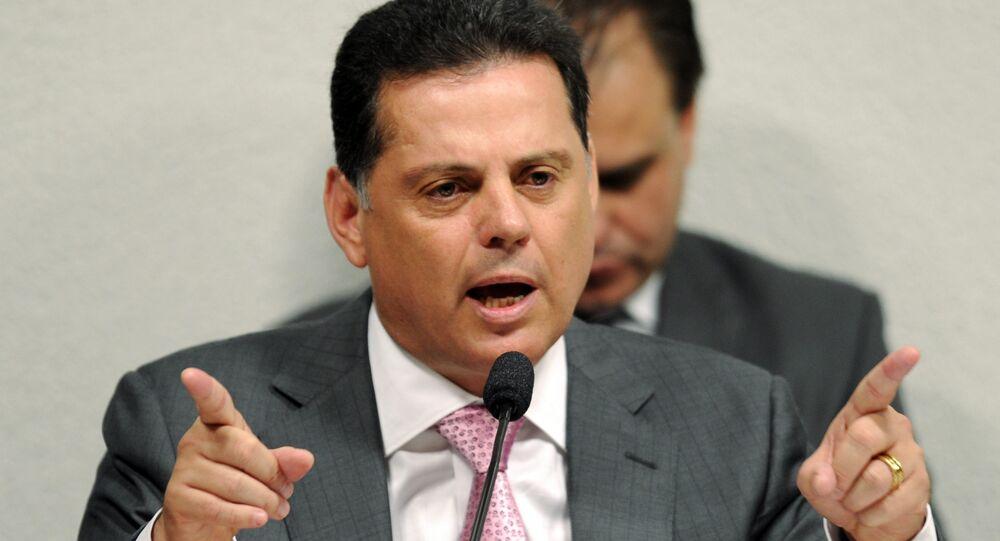 Marconi Perillo, governador de Goiás