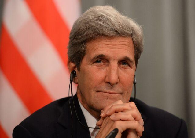 Secretário de Estado dos EUA John Kerry