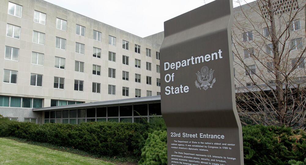 Departamento do Estado dos EUA