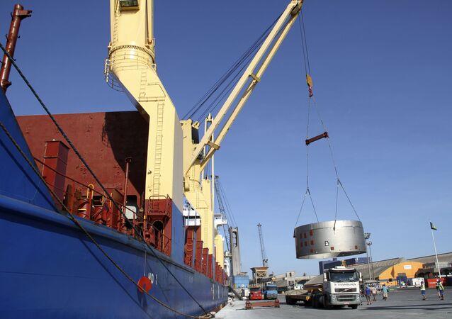 Exportação Brasil