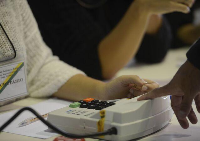 Ahmad Serieh revelou ter votado em Fernando Haddad no último domingo