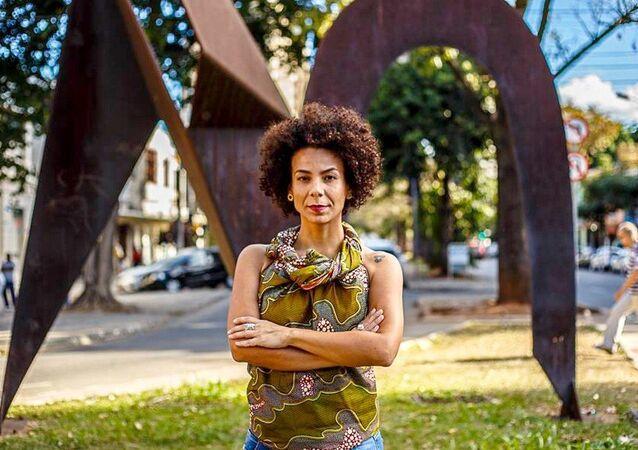 Vereadora eleita Áurea Carolina (PSOL-BH)