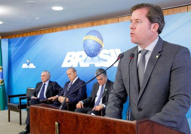 Cerimônia de Posse do novo Ministro de Estado do Turismo, Marx Beltrão Lima Siqueira