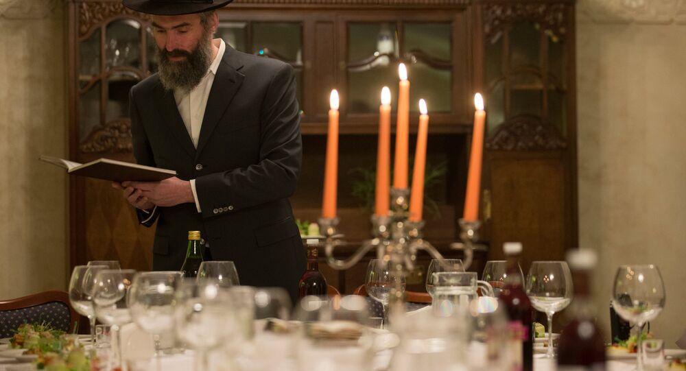 Comunidade judaica comemora Pessach