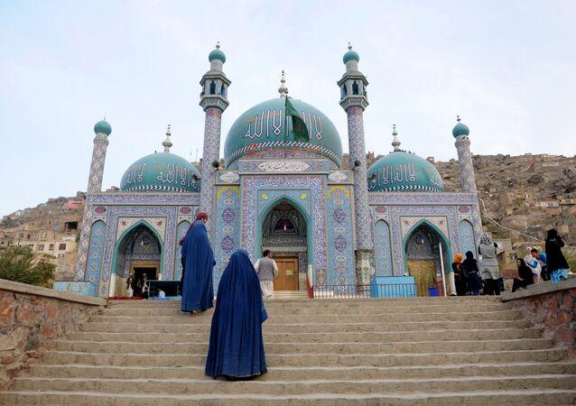 Mesquita Karte Sakhi em Cabul