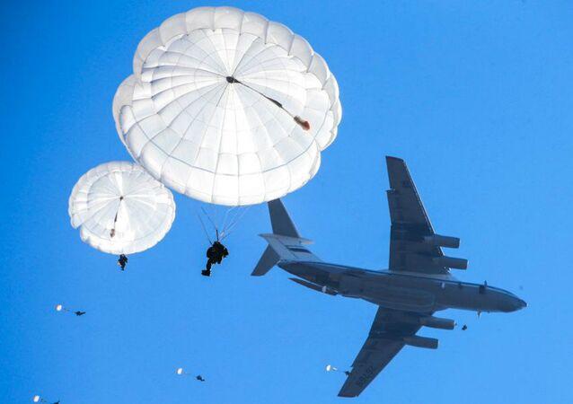 Forças aerotransportadas russas