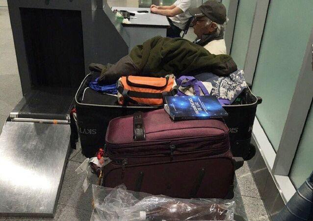Eduardo Chianca Rocha, brasileiro preso em Moscou por importar chá ayahuasca na Rússia