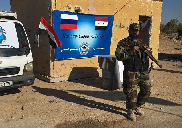 Corredor humanitário no norte de Aleppo preparado para saída dos civis e extremistas da parte oriental da cidade