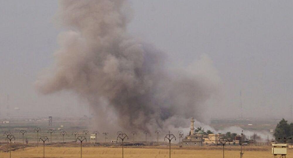 Pelo menos 20 mortos e 45 feridos em ataque aéreo da coalizão liderada pelos EUA na cidade iraquiana de Daquq