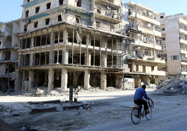 Aleppo, 19 de outubro de 2016