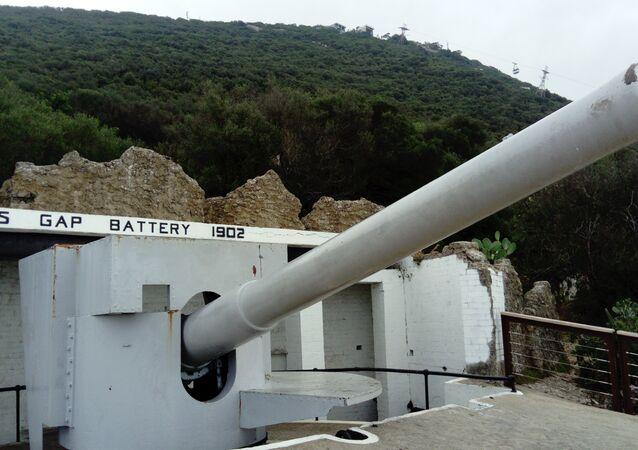 O que sobrou da história militar de Gibraltar