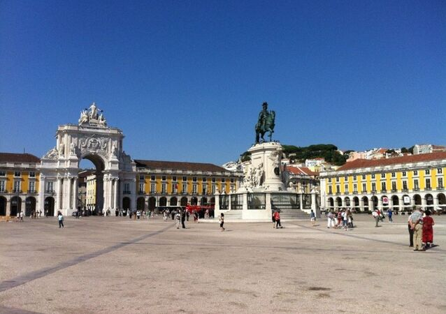 Lisboa, a grande cidade mais próxima do epicentro do tremor de 1755, foi a mais afetada