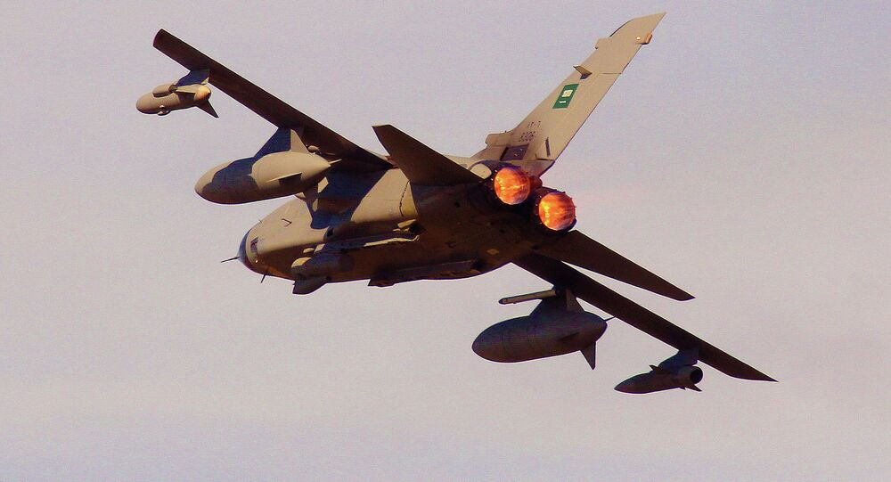 Tornado - Força Aérea Real Saudita
