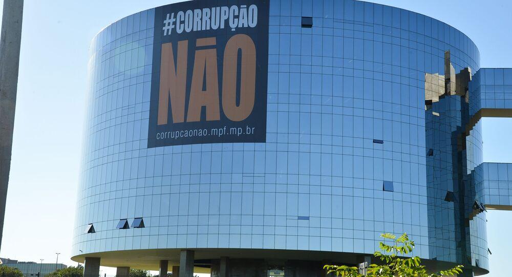 Odebrecht corrupção