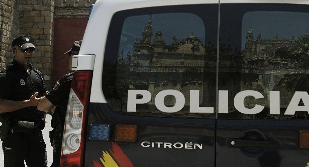 Polícia Espanhola prende Patrick Gouveia