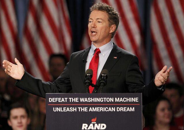 Rand Paul, senador republicano dos EUA