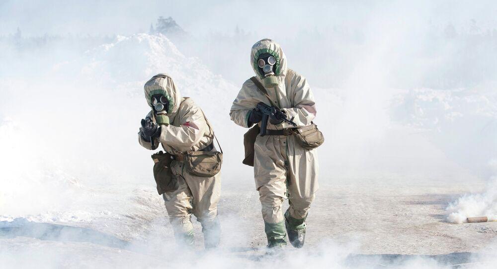 Tropas russas de Defesa Radiológica, Química e Biológica