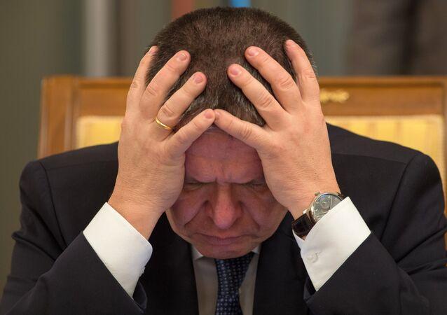 Aleksei Ulyukaev (foto de arquivo)