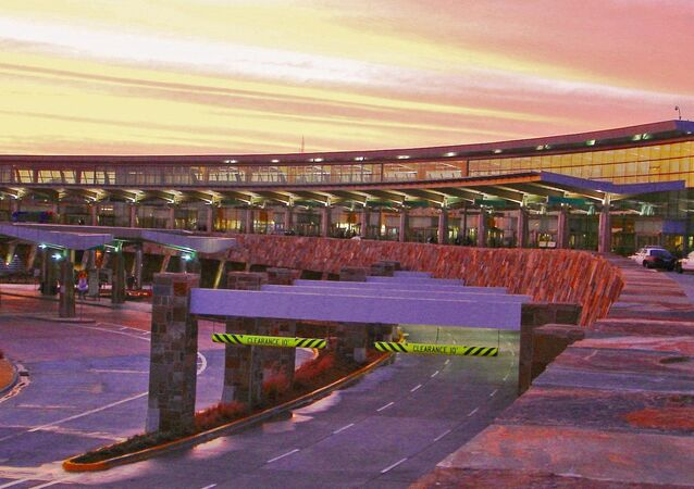 Aeroporto Will Rogers, Oklahoma