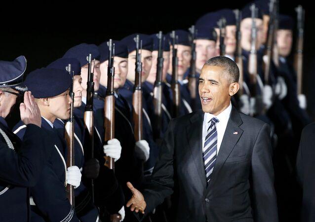 Obama em Berlim