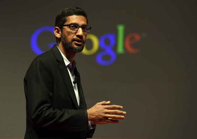 CEO do Google Sundar Pichai