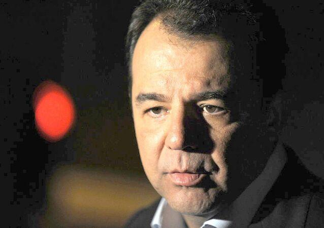 Ex-governador Sérgio Cabral