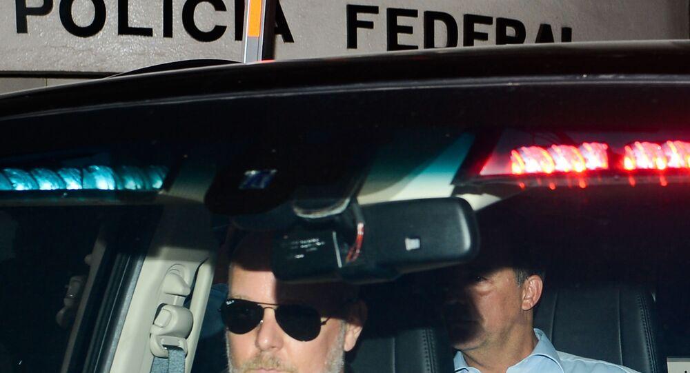 Sérgio Cabral preso