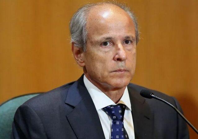 Ex-presidente da Andrade Gutierrez, Otávio Azevedo