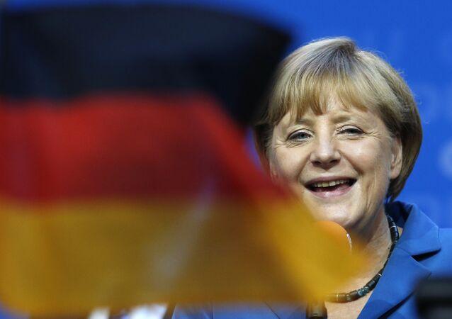 A chanceler da Alemanha, Angela Merkel, tentará um quarto mandato em setembro