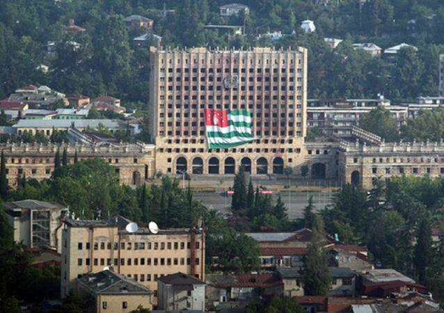 Parlamento da Abkházia