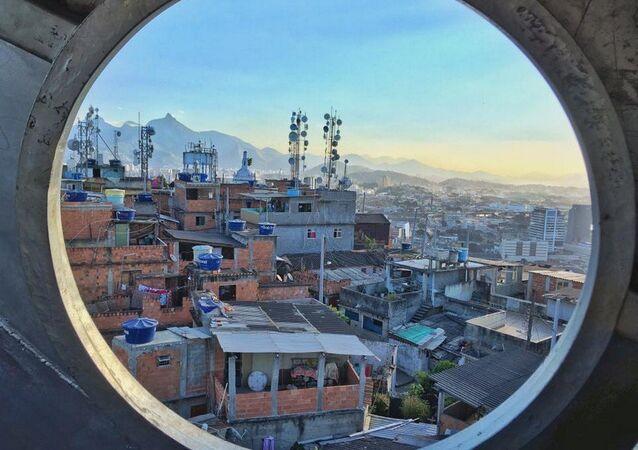 Favela (foto de arquivo)